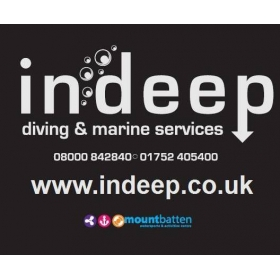 In Deep - Diving & Marine Services's logo