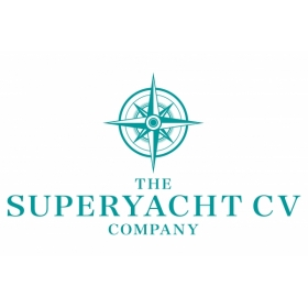 The Superyacht CV Company's logo