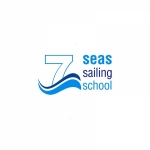 7 Seas Sailing School's logo