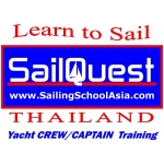 SailQuest Sailing School Thailand's logo